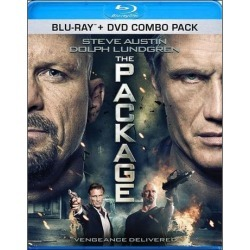 Anchor Bay The Package (Blu-Ray + Dvd)