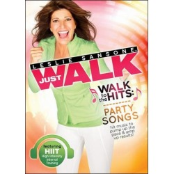 Anchor Bay Leslie Sansone: Just Walk To The Hits - Party Songs