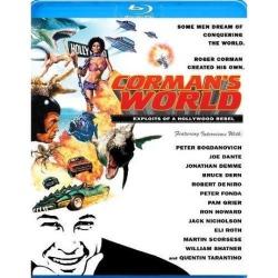 Anchor Bay Corman's World: Exploits Of A Hollywood Rebel (Blu-Ray)