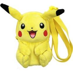 Hori Pikachu Full Body Plush Pouch