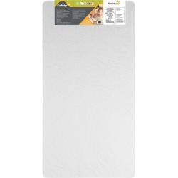 Safety 1st Sweet Dreams Crib and Toddler Mattress, Thermo-Bonded Core div class= Safety 1st Sweet Dreams Crib and Toddler Mattress, Thermo-Bonded Core found on Bargain Bro from  for $35