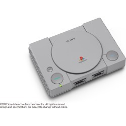 Sony PlayStation Classic Console, Gray, 3003868 - Walmart.com found on Bargain Bro from  for $5