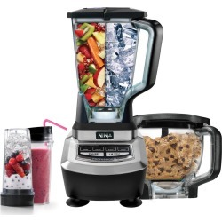 Ninja Supra Kitchen Blender System with Food Processor, BL780 itemprop= name Ninja Supra Kitchen Blender System with Food Processor, BL780 found on Bargain Bro from  for $16