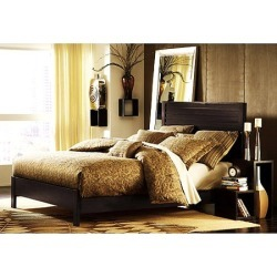 Montreal Full Bed by Fashion Bed Group, Espresso