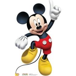 Advanced Graphics Disney Mickey Dance Stand-Up