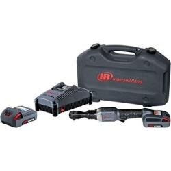 """Ingersoll Rand R3130-K2 3/8"""" 20v Cordless Ratchet Kit (two Batteries)"""