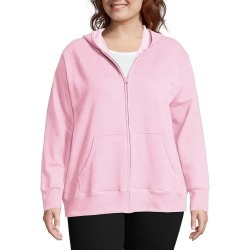 Just My Size Women's Plus Size Fleece Zip Hood Jacket div class= Just My Size Women's Plus Size Fleece Zip Hood Jacket found on Bargain Bro from  for $12.65