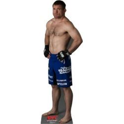 Advanced Graphics UFC Matt Hughes Cardboard Stand-Up