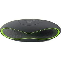Mini X6U Wireless BlueTooth Speakers - Green