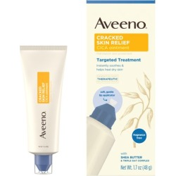 Aveeno Cracked Skin Relief CICA Ointment for Dry Skin found on Bargain Bro from  for $4.69