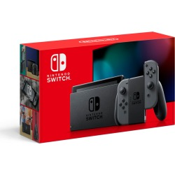 Nintendo Switch Console with Gray Joy-Con itemprop= name Nintendo Switch Console with Gray Joy-Con found on GamingScroll.com from  for $449