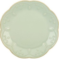 Lenox French Perle Blue Accent Plate - Set of 4
