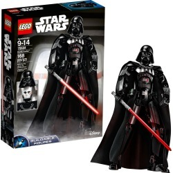LEGO Star Wars Darth Vader 75534 Building Set (168 Pieces) div LEGO Star Wars Darth Vader 75534 Building Set (168 Pieces) found on Bargain Bro from  for $2038