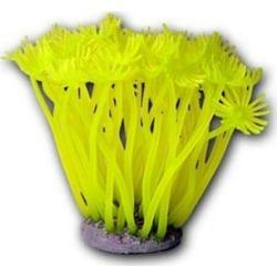 Azoo AZ27174 Artificial Coral Stohesi - Yellow