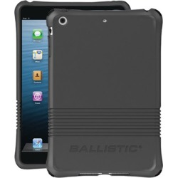 Ballistic LS1288-A595 Case for iPad Mini, Mini 2, Mini 3 w/Retina Display - Gray