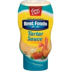 Best Foods Tartar Sauce, 9 oz