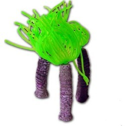 Azoo AZ27194 Artificial Coral Protula - Green