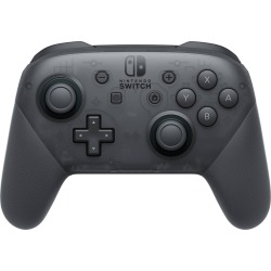 Nintendo Switch Pro Controller, Black itemprop= name Nintendo Switch Pro Controller, Black found on GamingScroll.com from  for $69.99