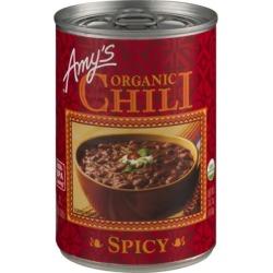 Amy's Organic Chili Spicy, 14.7 OZ