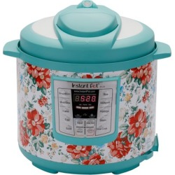 The Pioneer Woman Instant Pot LUX60 6 Qt Vintage Floral 6-in-1 Multi-Use Programmable Pressure Cooker, Slow Cooker, Rice Cooker, Sauté, Steamer, and Warmer itemprop= name The Pioneer Woman Instant Pot LUX60 6 Qt Vintage Floral 6-in-1 Multi-Use Programmable Pressure Cooker, Slow Cooker, Rice Cooker, Sauté, Steamer, and Warmer found on Bargain Bro from  for $99.99