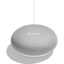 Google Home Mini - Chalk with FREE YouTube Music Premium div Google Home Mini - Chalk with FREE YouTube Music Premium found on Bargain Bro from  for $2038