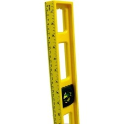Great Neck Saw Yellow Structural Foam Levels