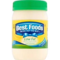 Best Foods Low Fat Mayonnaise Dressing 15fl oz