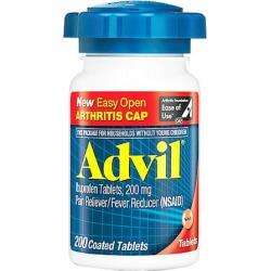 Advil Ibuprofen Tablets - 200 CT
