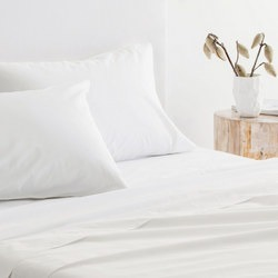 300TC Organic Cotton Pillowcases Snow found on Bargain Bro India from Arnotts UK/IE for $42.90