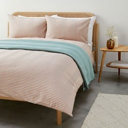 Arris Single Duvet Cover Set Natural found on Bargain Bro India from Arnotts UK/IE for $114.40