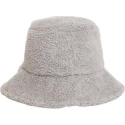 Grey Teddy Bucket Hat found on Bargain Bro UK from Quiz Clothing