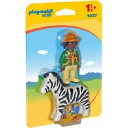123 Ranger With Zebra found on Bargain Bro from Arnotts UK/IE for USD $5.43