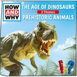 How And Why: The Age Of Dinosaurs / Prehistoric Animals Audio Play
