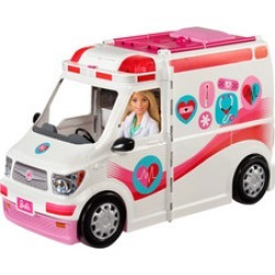 Barbie Mobile Clinic