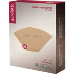 Aerolatte No2 Size Coffee Filter Papers found on Bargain Bro India from Arnotts UK/IE for $5.07