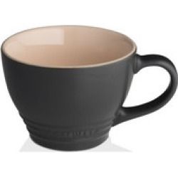 Stoneware Grand Mug Satin Black found on Bargain Bro Philippines from Arnotts UK/IE for $24.96