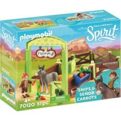 Spirit Riding Free Snips With Senor Carrots found on Bargain Bro India from Arnotts UK/IE for $25.58