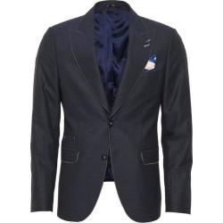 Navy Linen Blazer found on Bargain Bro UK from Quiz Clothing