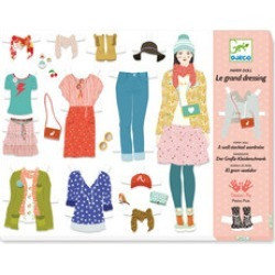 Paper Dolls Dressing Room