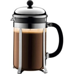 Chambord Cafetiere 12 Cup Chrome found on Bargain Bro India from Arnotts UK/IE for $85.80