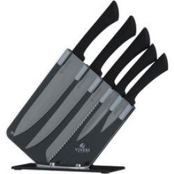 Five-Piece Knife Block