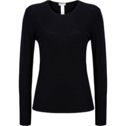 Long Sleeve Wool Silk Top Black found on Bargain Bro Philippines from Arnotts UK/IE for $106.60