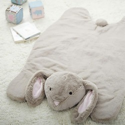 Bunny Plush Play Mat