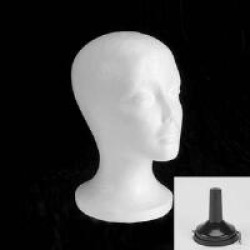 Styrofoam Styling Head Kit