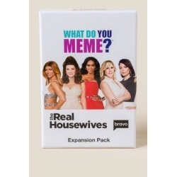 What Do You Meme Real Housewives Expansion Pack found on Bargain Bro India from Francesca's Collections for $12.99