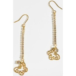 Journee CZ Butterfly Linear Earrings - Gold found on Bargain Bro Philippines from Francesca's Collections for $20.00