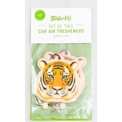 Easy Tiger Car Air Freshener - Multi found on Bargain Bro from Francesca's Collections for USD $3.80