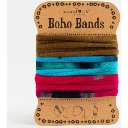 Boho Bands by Natural Life in 3 Pack Tie-Dye - Multi