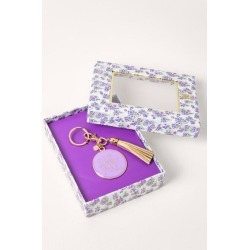 Always My Mother, Forever My Friend Keychain - Purple found on Bargain Bro India from Francesca's Collections for $15.00
