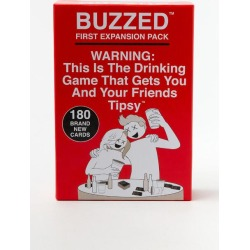 Buzzed Extender Game - Red found on Bargain Bro India from Francesca's Collections for $19.99